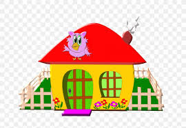 Drawing House Clip Art Png 2400x1662px Drawing Area Fence Fictional Character Garden Download Free
