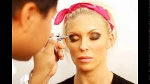 where to airbrush makeup you