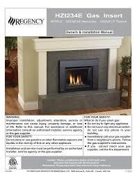 regency fireplace s hzi390e