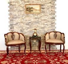 accent chair louis xvi vintage chair