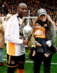 Devastated Benik Afobe says daughter, 2, 'lives inside her little sister's  heart' after she dies suddenly from infection