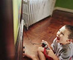 violent video games change kids to think more aggressively time