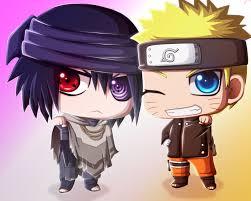 Chibi Naruto and Sasuke - Album on Imgur