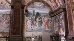 Visita alla chiesa di San Maurizio a Milano