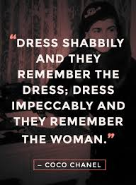 coco chanel quotes on life fashion and true style for