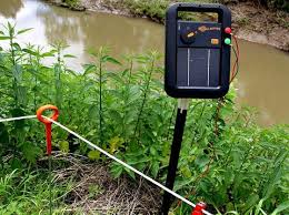Case Of 8 Gallagher S10 Solar Electric Fence Energizers Chargers Gallagher Electric Fencing From Valley Farm Supply