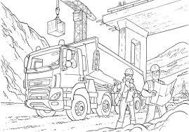 Mewarn15 Daf Trucks Vrachtwagen Kleurplaat