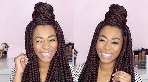 18 crochet braids hairstyles you will