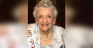 Audry Ida Palmer - McNabb Funeral Home Obituary - Visitation ...