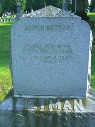 Phoebe Mary Switzer Getman (1840-1896) - Find A Grave Memorial