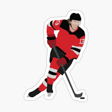 New Jersey Devils Stickers Redbubble