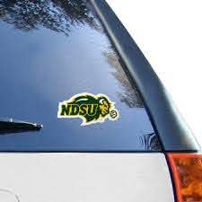 Ndsu Stickers Ndsu Bison Bumper Sticker Car Decal Fansedge