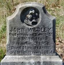 John Wesley Wallace (1851-1863) - Find A Grave Memorial