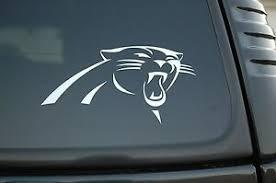 Carolina Panthers Sticker Vinyl Decal Nfl Car Truck Window Pick Size V392 Ebay