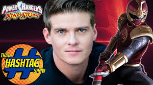 Adam Tuominen the Crimson Ranger Ninja Storm Ranger: Morphin' Monday -  YouTube