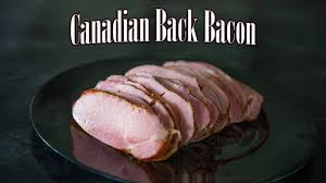 homemade canadian back bacon you
