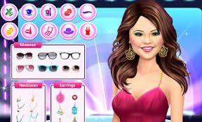 wambie makeup games selena gomez