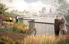 heatherwick designed garden bridge
