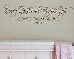 bible quotes for baby s room baby nursery wall quote