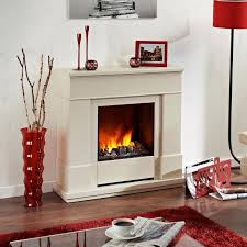 opti myst electric fireplace suite