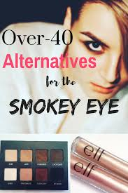 dramatic eyes makeup over 40 smokey eye