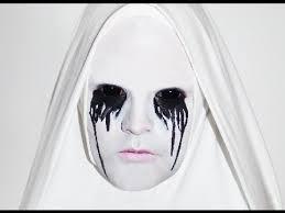ten terrifying halloween makeup ideas