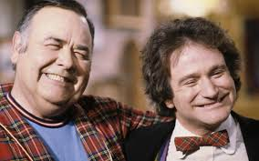 Lunch with Jonathan Winters