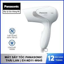 Máy sấy tóc Panasonic EH-ND11-W645 sản xuất Thái Lan, hàng chính hãng bảo  hành 12 tháng - Trắng - 219,000