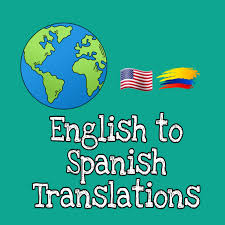 Translate english to spanish by Johanaar