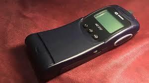 Sagem MC 912 ponsel jadul langka - YouTube