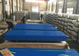 why use color corrugated steel sheet