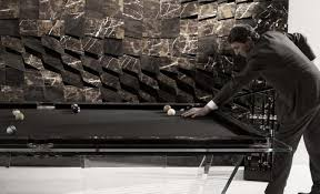 the rolls royce of pool tables here