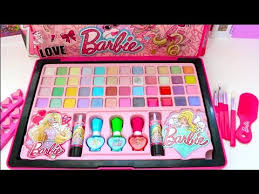 barbie new year deluxe makeup cosmetic
