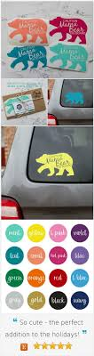 Car Decal Caution Mama Bear On Board Car Decal Color Vinyl Sticker Baby On Board Car Decals Vinyl Vinyl Gifts Car Decals