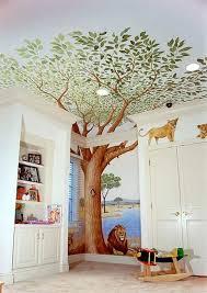Jungle Wallpaper Kids Room Landonhomedesign Co