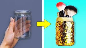 23 simple and cool diy makeup crafts
