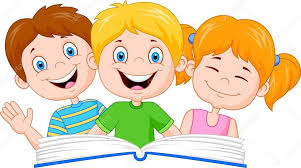 Image result for kreslený obrázek knihy