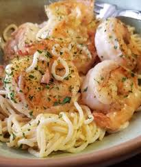 Keto Shrimp and Cheese Pasta