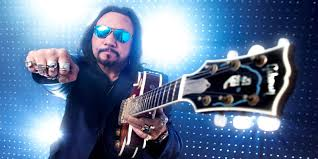 Former Kiss guitarist Ace Frehley will bring New York groove to fair