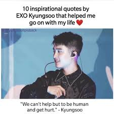 quotes by d o from his interviews prince do kyungsoo