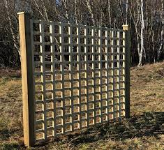 Heavy Duty Trellis United Fencing Supplies