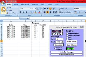 arduino data logger project log