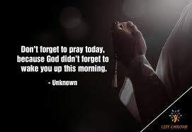 what is prayer quotes best and pray confidently