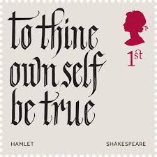 new shakespeare stamps feature quotes from the bard design