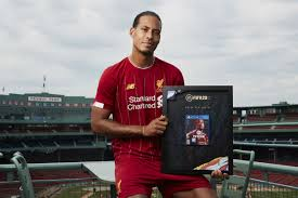 Virgil van Dijk to be EA SPORTS' FIFA 20 Champions Edition cover star -  Liverpool FC