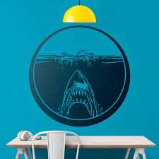 Wall Decal Movie Jaws Muraldecal Com