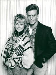 Amazon.com: Vintage photo of Amanda Newman-Phillips with Greg ...