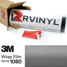 3m Gray Blank Decal Vinyl Sheet S S Graphics Decals For Sale Ebay