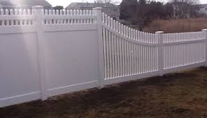 6 Foot Transition To 4 Foot Backyard Fences Fence Design Backyard