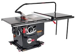 Sawstop Industrial Table Saw For Professionals Sawstop